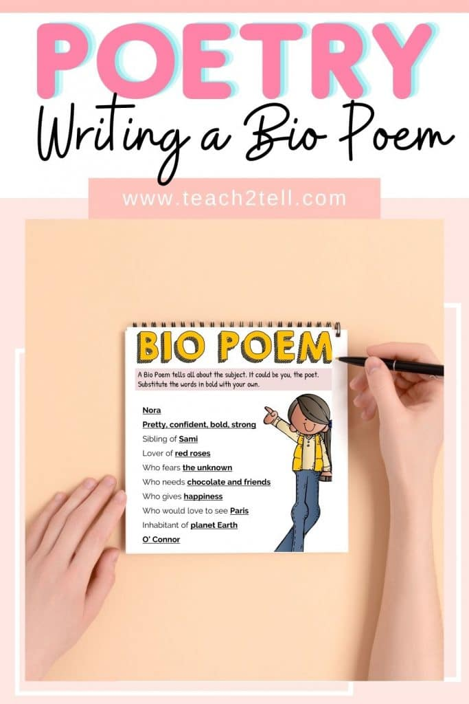 How to teach poetry